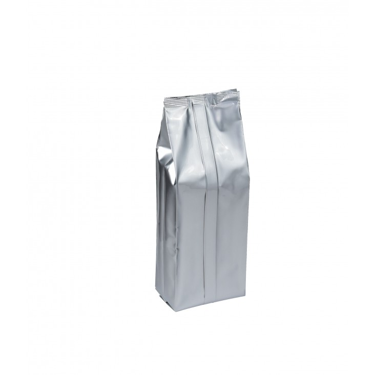 Side fold without zipper, silver - 1000 g